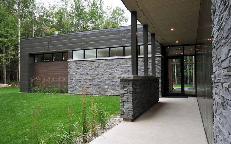 résidence Ferland-Gladu architecture contemporaine