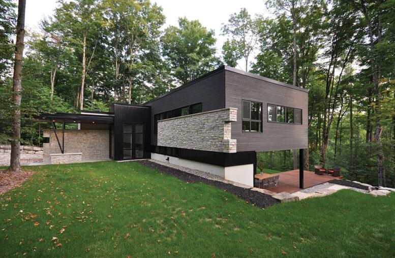 Espace Vital Architecture contemporain maison