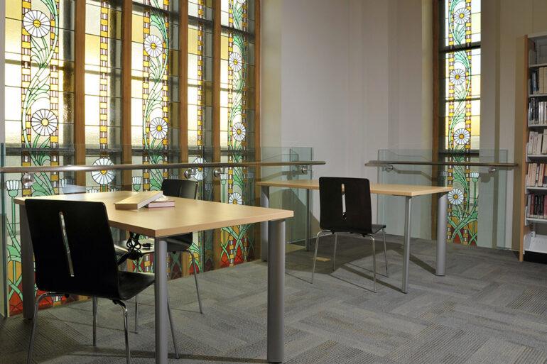 Biblithèque Memphrémagog architecte espace vital