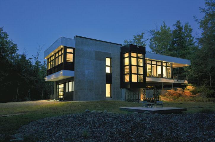 résidence Piette Ekemberg architecture