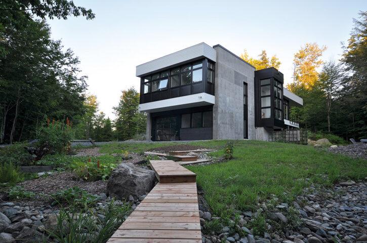 maison moderne architecture