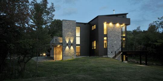 résidence Ghali Abouelela espace vital architecture