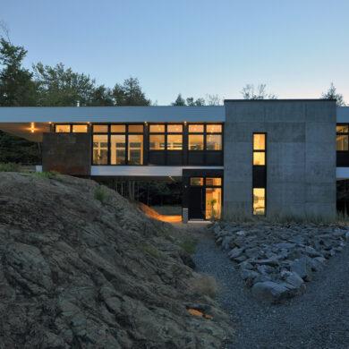 résidence contemporaine Piette Ekemberg