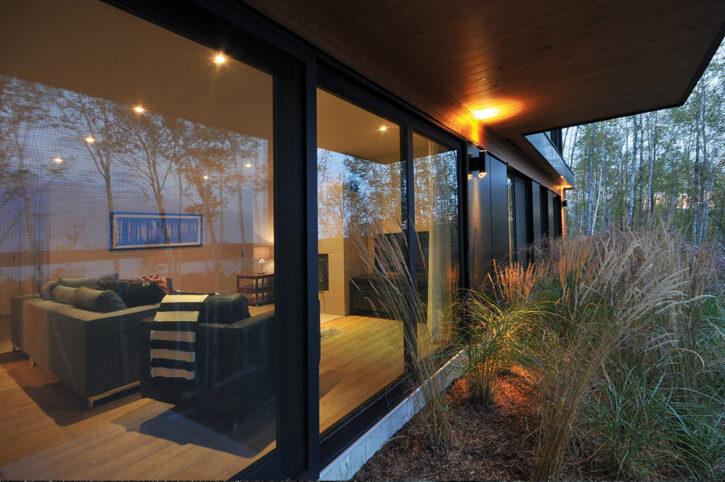 résidence Pilon Hébert espace vital architecture