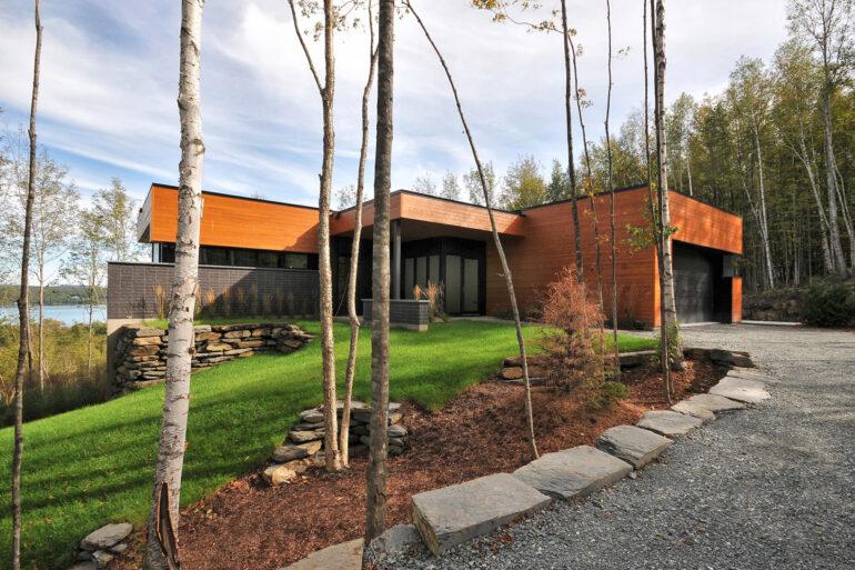 résidence pilon hébert architecture
