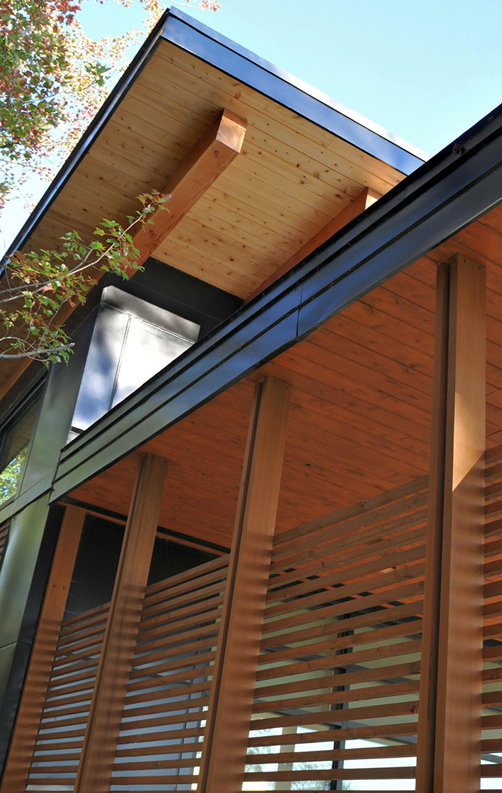 Architectures Pavillon Joseph-Armand Bombardier