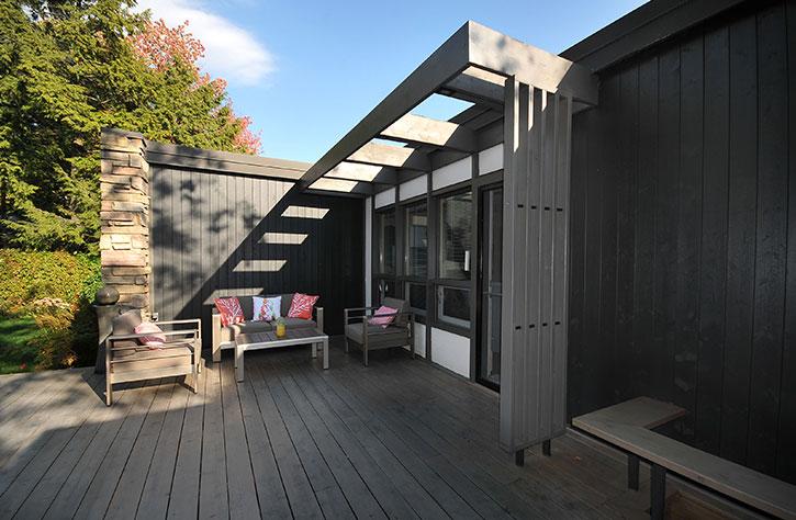 Architecture Résidence Lemay-Ratti maison comtemporaine