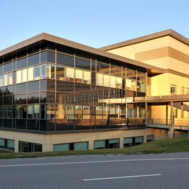 CRC Étienne Lebel Espace Vital Architecture